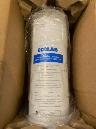 New Ecolab Water Filter Cartridge ECO-TO14 9320-2207
