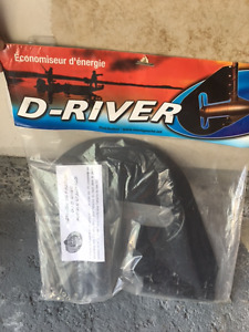D-River Electric Motor Guide - NEW