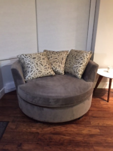 Comfy Cuddle Sofa for two,