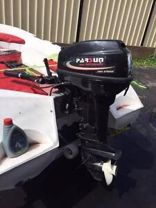Parsun 15HP Outboard Motor Bonnyrigg Heights Fairfield Area Preview