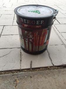 Berger concrete paint Beaumont Hills The Hills District Preview
