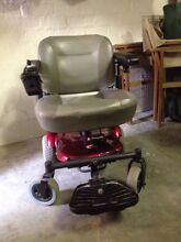 Electric wheelchair - red... So it goes faster! Armadale Stonnington Area Preview