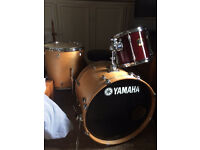 Yamaha stage custom shells