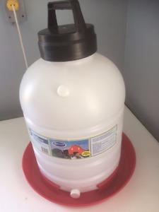 New Water feeder 5 gallon