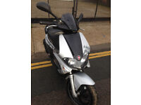 2014 Gilera Runner ST 125 st125 White Soul Edition great example