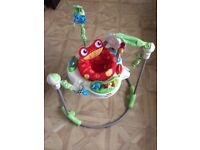 Fisher Price - Jumperoo forest