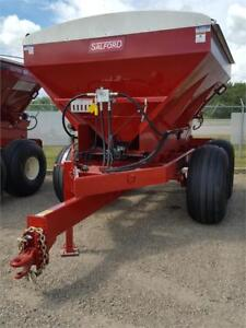 Salford BBI Spreader Demo Unit
