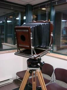 Photo Workshop: Learn To Shoot A Large Format 4x5 Film Camera Edmonton Edmonton Area image 4