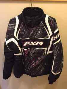 FXR Womens Jacket & Boots