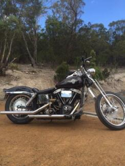 1980 Harley Davidson flh shovel head Geilston Bay Clarence Area Preview