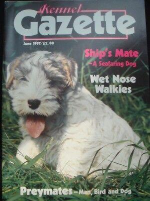Kennel Club Vintage Kennel Gazette Pedigree Show Dog Magazine Italian Greyhound
