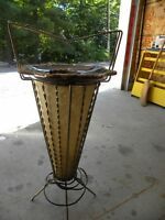 1950's Lighted Ashtray Stand