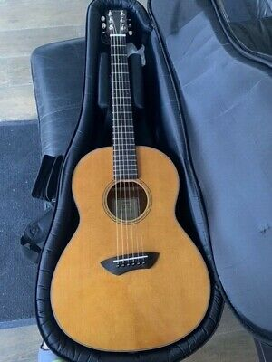 Yamaha CSF-TA Electro-Acoustic Parlour Guitar with Trans Acoustic System