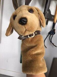 GOLF CLUB COVER-DOG / CAPUCHON POUR BATON-CHIEN $15