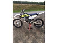 HUSQVARNA TC 250 MOTOCROSS KTM 2016 LOW HOURS