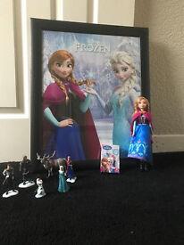 Assortment Of Frozen Items