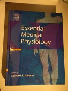 Essential Medical Physiology (3rd Ed.) London Ontario image 1