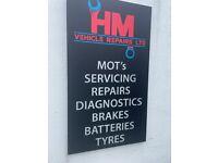 Mechanic Services - Mot's, Car/Van Servicing, Car/Van Repairs, Clutches, Cambelts