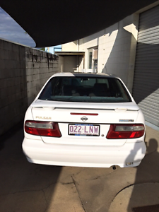 2000 Nissan Pulsar Plus Townsville Townsville City Preview