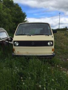 Volkswagen Vanagon 1982