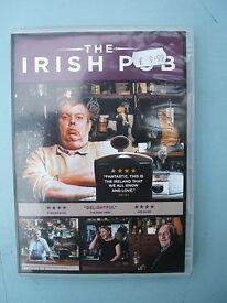 DVD - The Irish Pub - 2013 Element Pictures Ireland Publicans