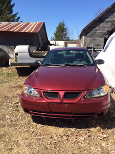2004 Pontiac Grand Am Sedan