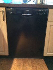Used Bosch Dishwasher