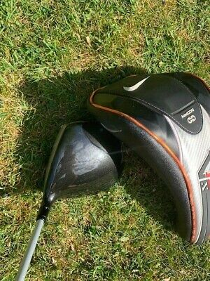 Nike VRS driver with head cover & tool 10.5 degree