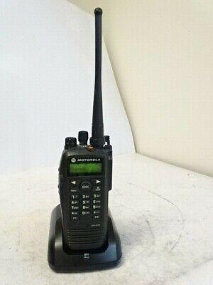 Motorola Xpr6500 Aah55qdh9ja1an Uhf 403-470mhz Digital Analog Radio Dmr Ham