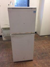 Fridge and microwave