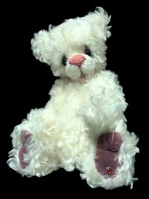 "KAYCEE BEARS ""PARIS"" CAT BEAR BY KELSEY CUNNINGHAM - LIMITED EDITION 73 OF 150"
