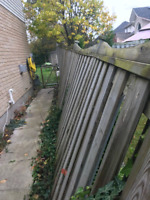 Save the tax repair your fence or deck before winter