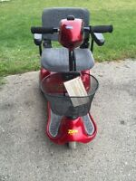 Invacare Scooter