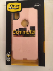 iPhone X Phone Case - Otterbox Commuter