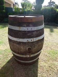 Vintage wine barrel Morley Bayswater Area Preview