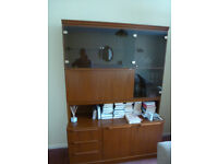 Sideboard Display Cabinet Unit