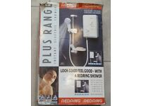 Free Electric Shower - Redring-Plus 8S-8Kw