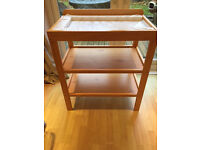 John Lewis Wooden Baby Changing Table