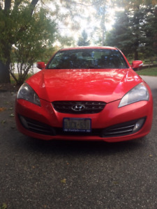 2010 Hyundai Genesis Coupe Fully Loaded Mint Condition