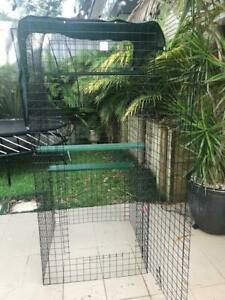 Cat Nip cat enclosure perfect condition