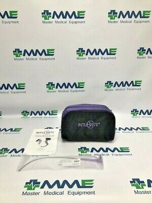 Intubrite Vls 6630 Edge Plus Video Laryngoscope- Swivel Head New Salterlabs
