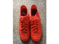 5 x Kids Turf Football Boots Sizes 3-4 Used-Nike-Adidas