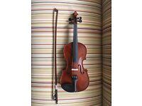 1/2 size Stentor Conservatoire II violin
