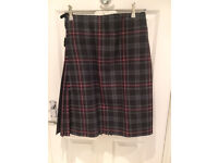 Men's Kilt For Sale - Hebridean Heather Tartan