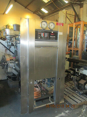 Getinge Stainless Steam Sterilizer Autoclave