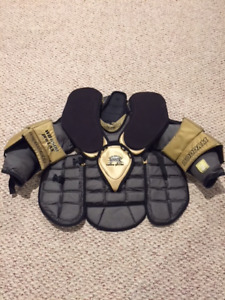Box Goalie Uppers Cat 2