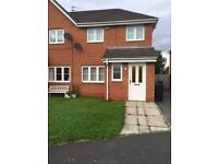 Refurbished New build 3 bedroom semi detached property located on Haywood Road L28