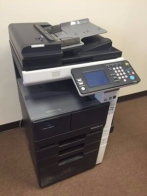 Konica Minolta Bizhub 362 Copier Printer