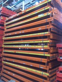 Pallet Racking Beams from $18