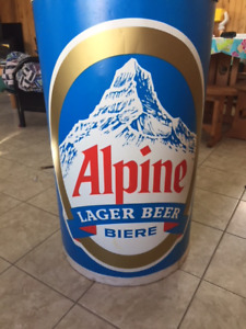 Alpine Cooler Great for Man Cave